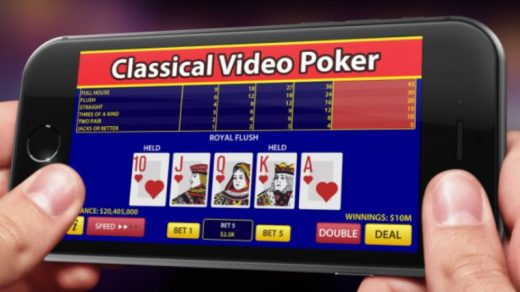 Online Video Poker Games: Strategy for Fun