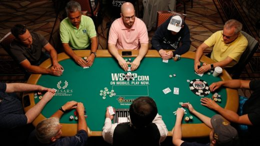 Advanced Online Poker Table Position Play