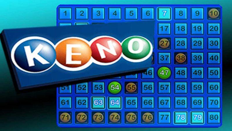 Play Free Keno Casino Games Online