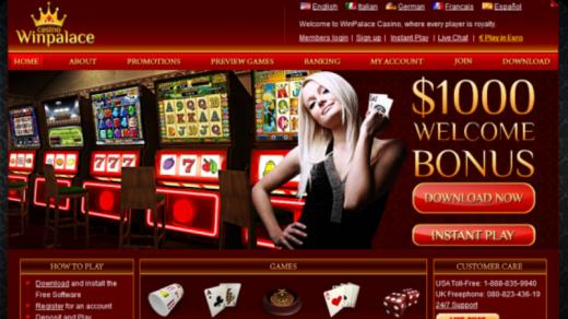 WinPalace Casino Review & Bonuses
